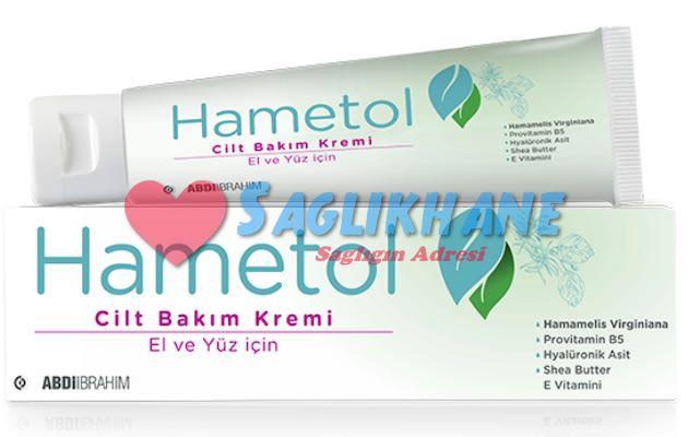 Hametol cilt bakım kremi